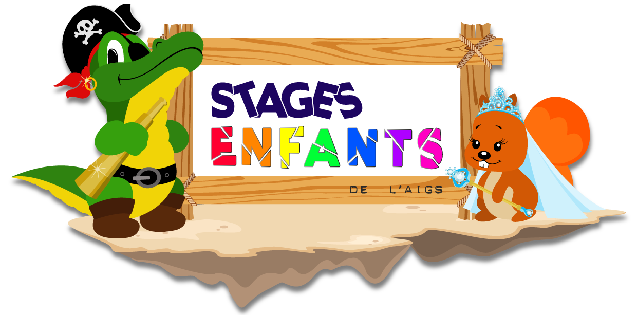 Logo Stages Enfants
